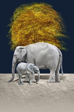 3D фотообои 5D картина «Магическая Африка. Арт 3» вид 1