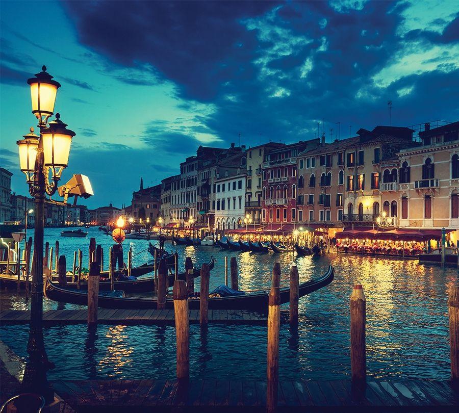 Фотошторы Вечерняя Венеция<br>kit: None; gender: None;