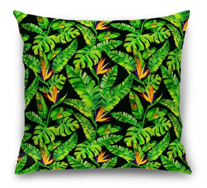 3D Подушка «Карибские джунгли» вид 6