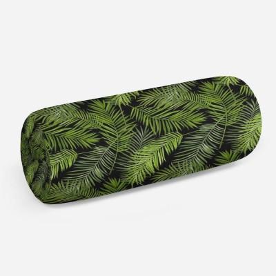 3D подушка-валик «Отпуск в жарких тропиках»