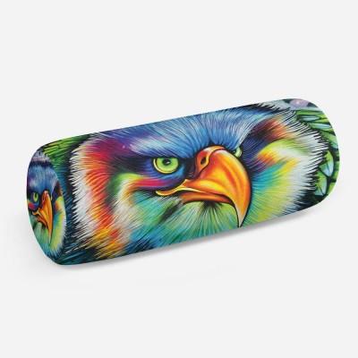 3D подушка-валик «Хищный орел»