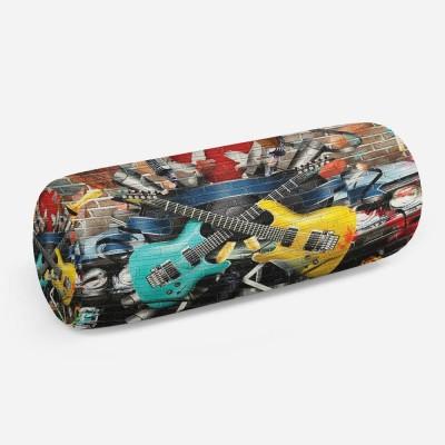 3D подушка-валик «Улетный кавардак»