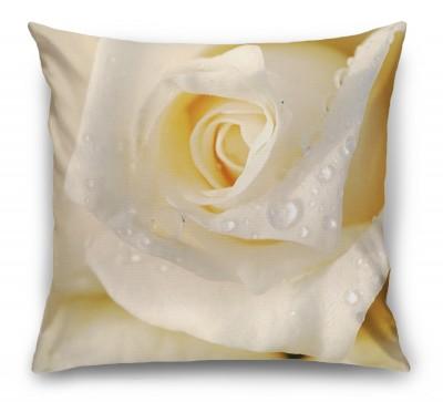 3D Подушка «Утренняя роза»
