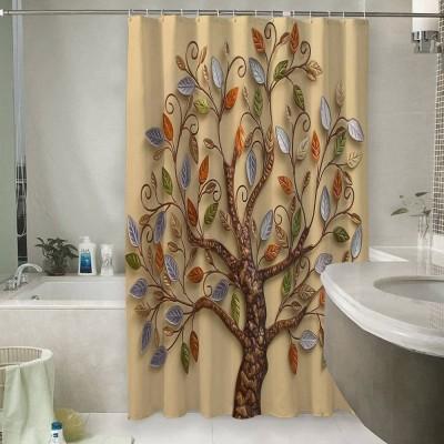 Шторы для ванной «Дерево счастья»