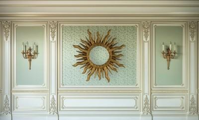 3D Фотообои «Аристократичный декор»