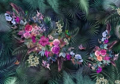 Фотообои «Тропическое великолепие»