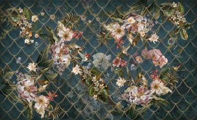Фотообои «Роскошная оранжерея»