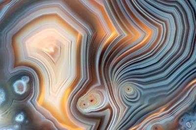 3D Фотообои «Срез камня с солнечным отливом»