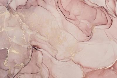 3D Фотообои «Мраморный рассвет»
