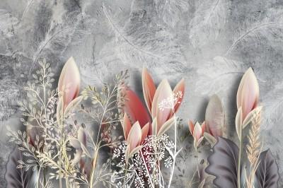 Фотообои «Коралловые соцветия»