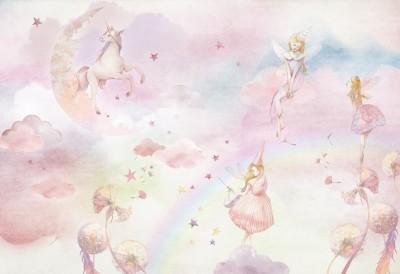 Фотообои «Сказочные феи»