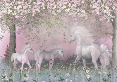 Фотообои «Сказочный сад»