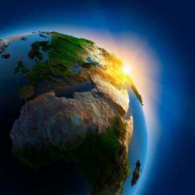3D Фотообои  «Земля»