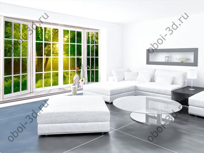 Панорамное окно