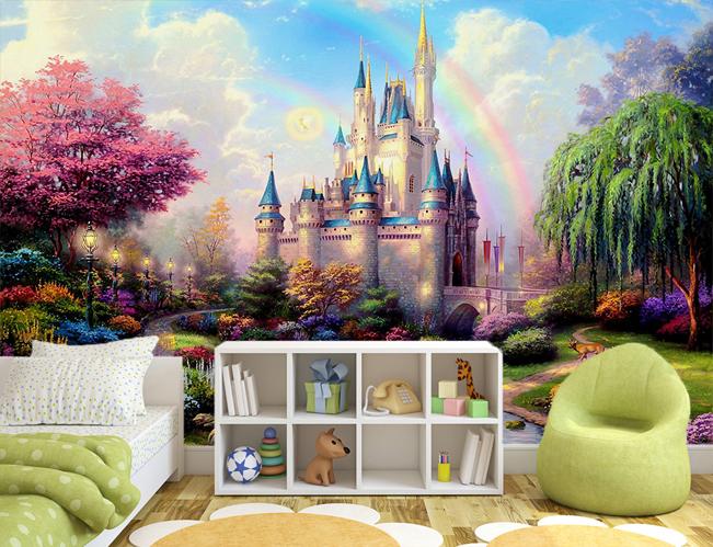 Замок для детской