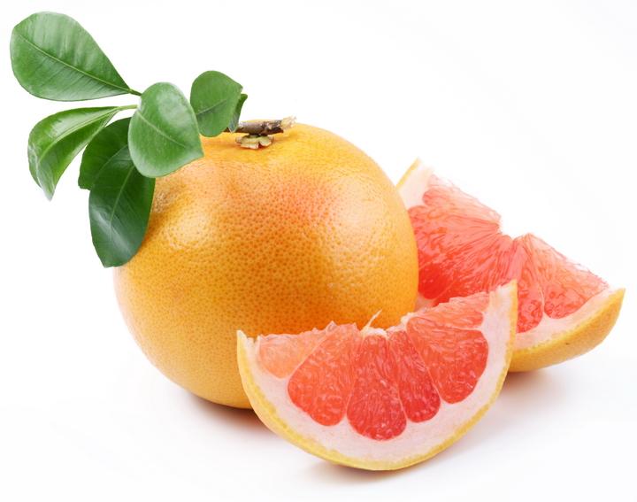 """3D Фотообои  """"Грейпфрут"""""""