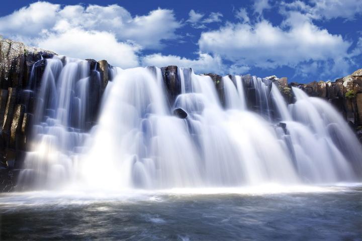 """3D Фотообои  """"Водопад"""""""