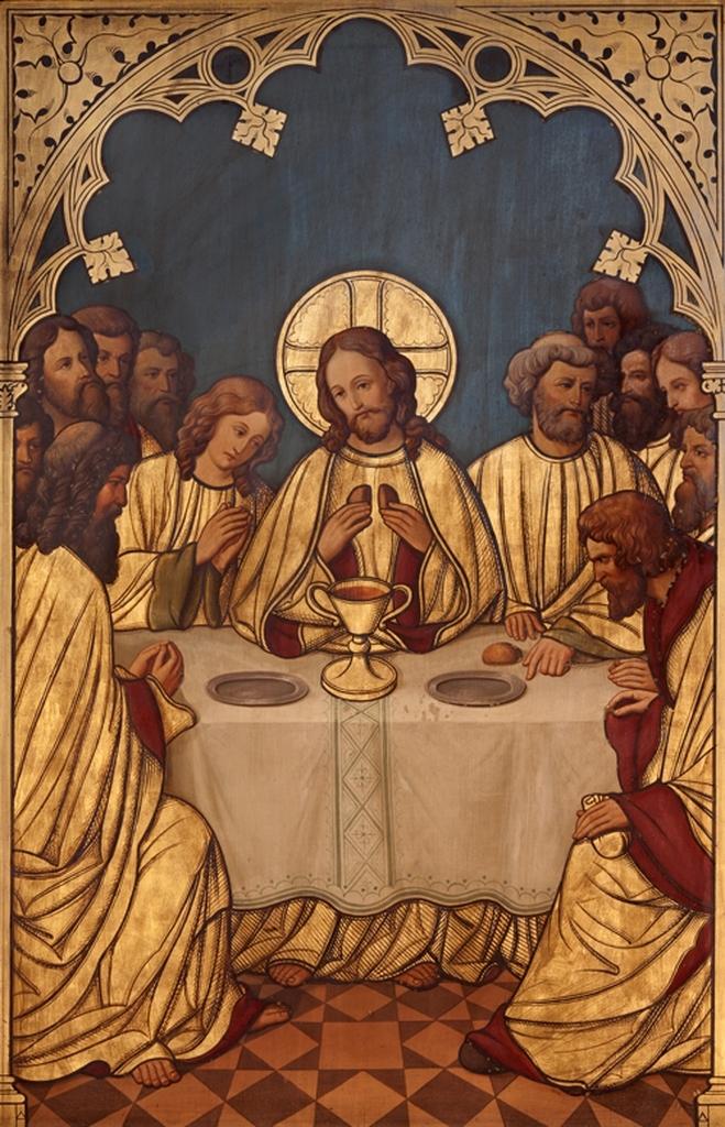 """3D Фотообои  """"Религия: Иисус"""""""
