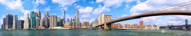 Мост города Нью-Йорка