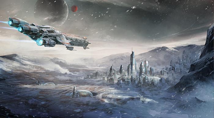 3D Фотообои  Космический корабльФотообои «Космический корабль» фантастический мистический образ наполненный невероятными запредельно захватывающими эмоциями. Пейзаж выполнен настолько оригинально, что прекрасно подойдет в интерьер как для детской комнаты, так и для взрослых. С помощью небольших стилистических изменений в качестве вещей, дополнений дизайна, Ваше пространство вокруг будет играть разными новыми красками.<br><br>Вы легко сможете менять обстановку благодаря Вашей фантазии, но с небольшой изюминкой – необычным сверхъестественным изображением на стену с космическим кораблем. Тематика с таким рисунком напоминает различные сверхъестественные всеми любимые фильмы.<br><br>Ощутите непередаваемый магнетизм и энергетику с нашими уникальными обоями, поражающими и будоражащими Ваше воображение!<br>kit: None; gender: None;