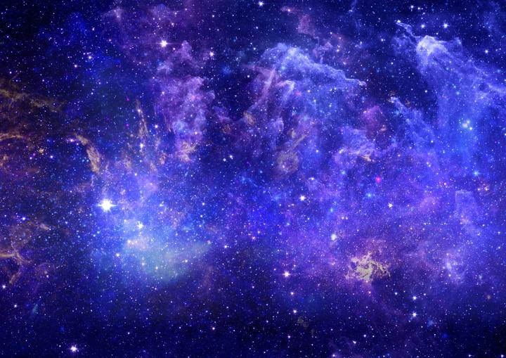 """3D Фотообои  """"Созвездие Ориона"""""""