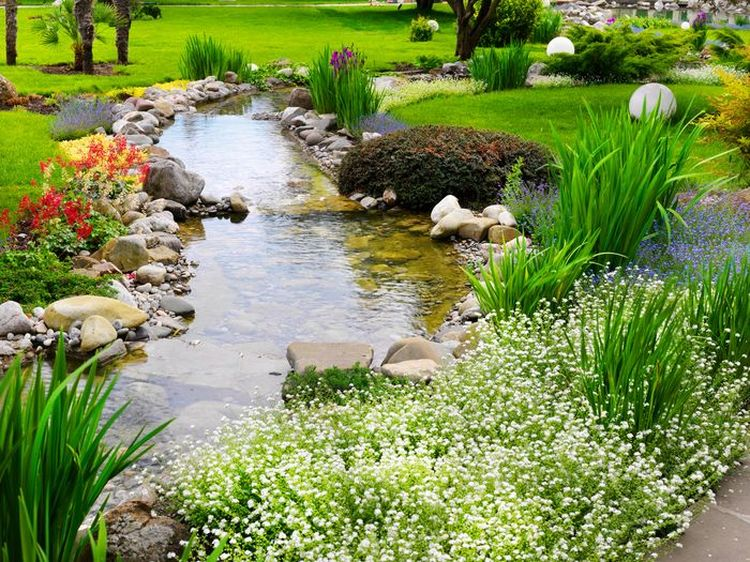 """""""Ручей в саду"""""""