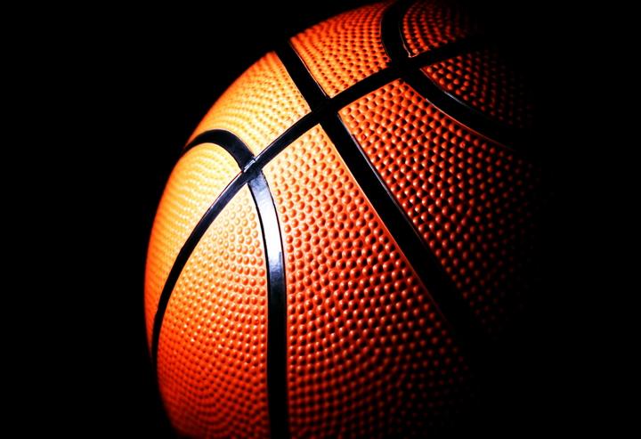 """3D Фотообои  """"Баскетбольный мяч"""""""