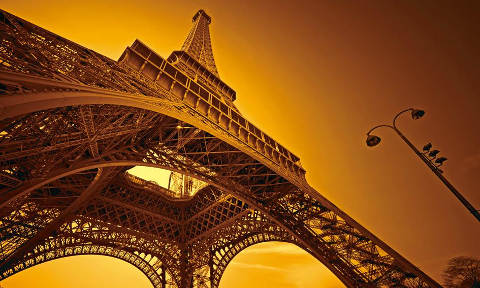 "3D Фотообои ""Париж"""