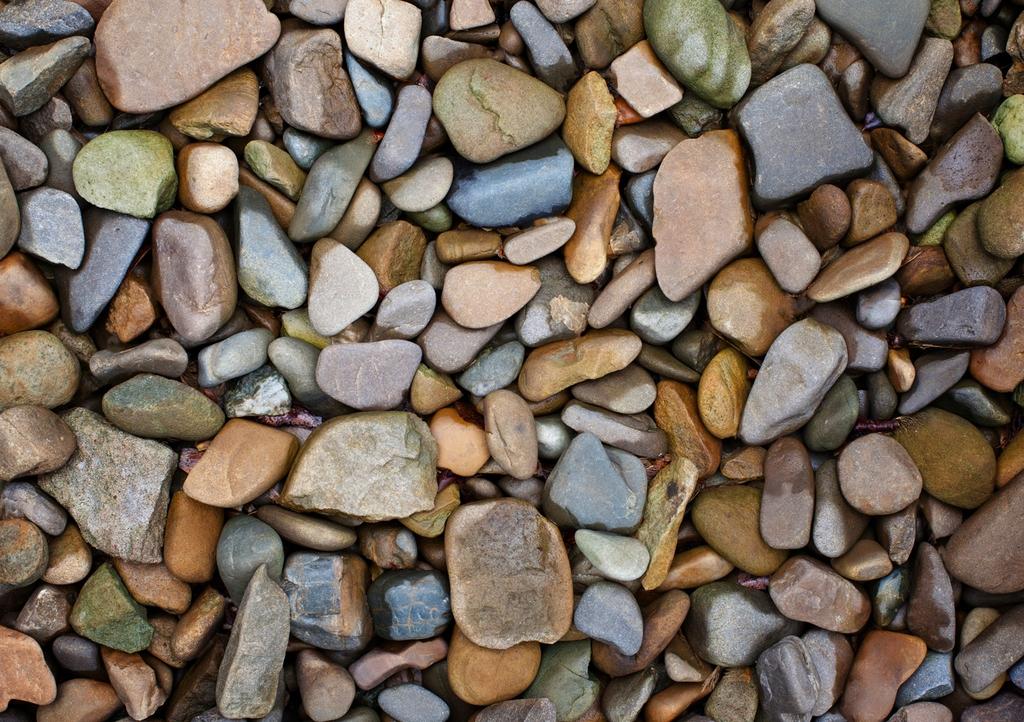 """3D Фотообои """"Морские камни"""""""