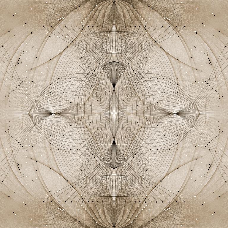 """3D Фотообои """"Идеальная абстракция"""""""