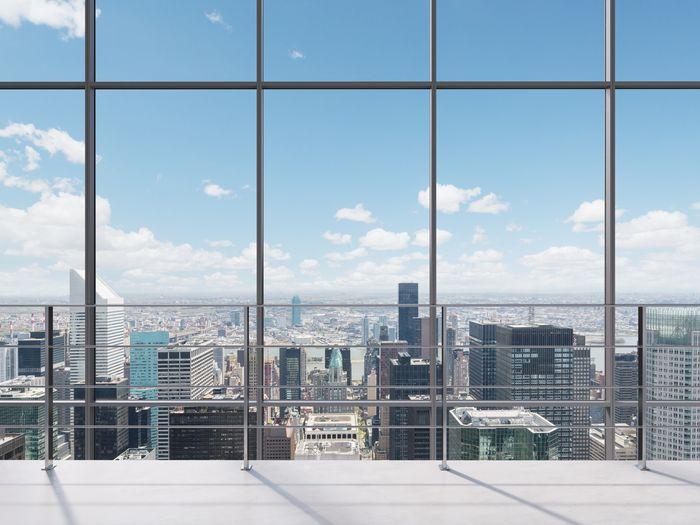 3D Фотообои «Солнечный день в городе»