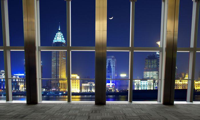 3D Фотообои «Окно-балкон»
